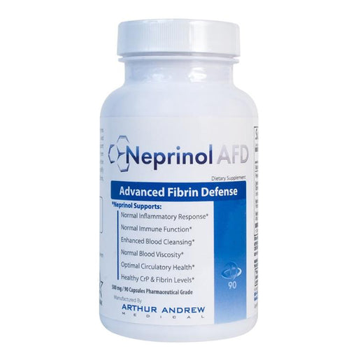 Neprinol AFD - Advanced Fibrin Defense, 90 caps