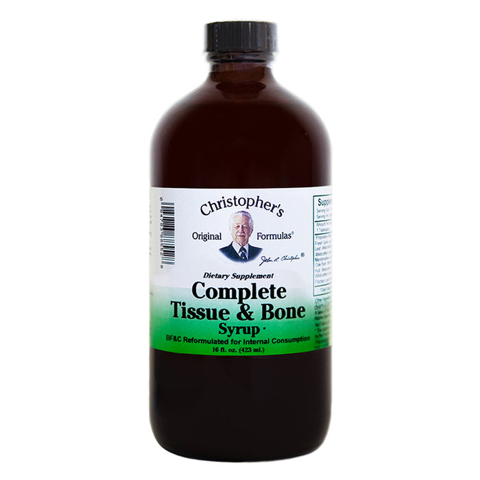 Complete Tissue Syrup, 16oz