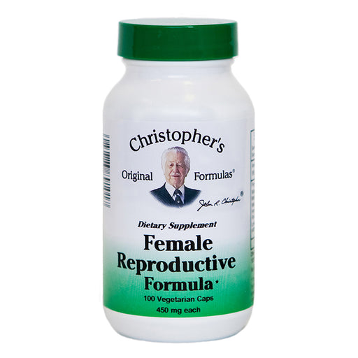 Female Reproductive Formula, 100 Caps
