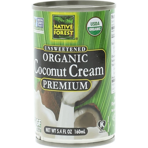 Coconut Cream, 5.4 oz