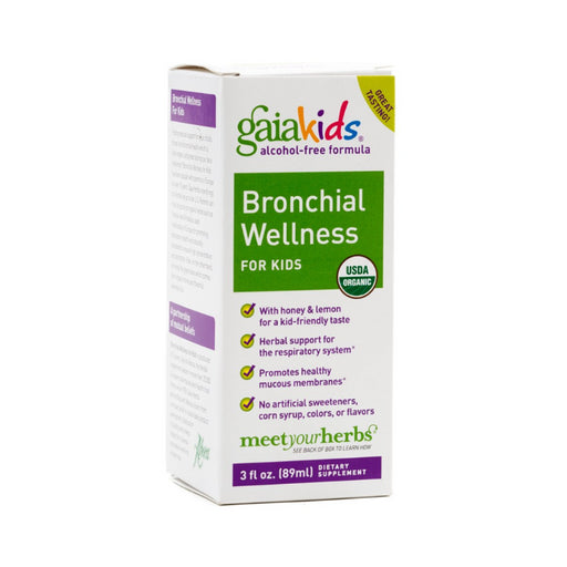 Childrens Bronchial Support, 3 oz