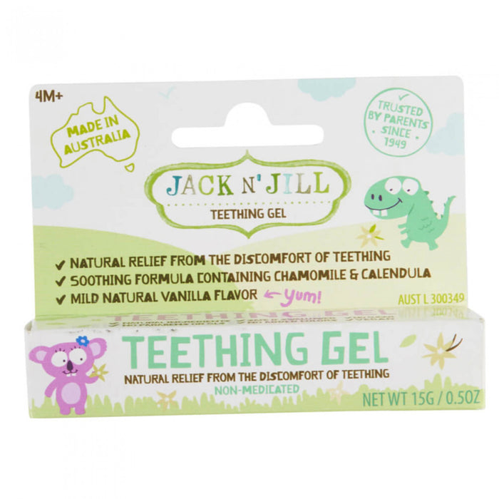 Teething Gel, 0.53