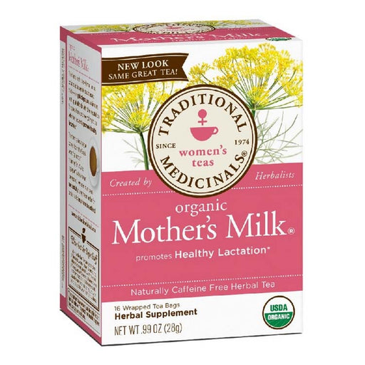 Mother's Milk Tea, 16 Bags
