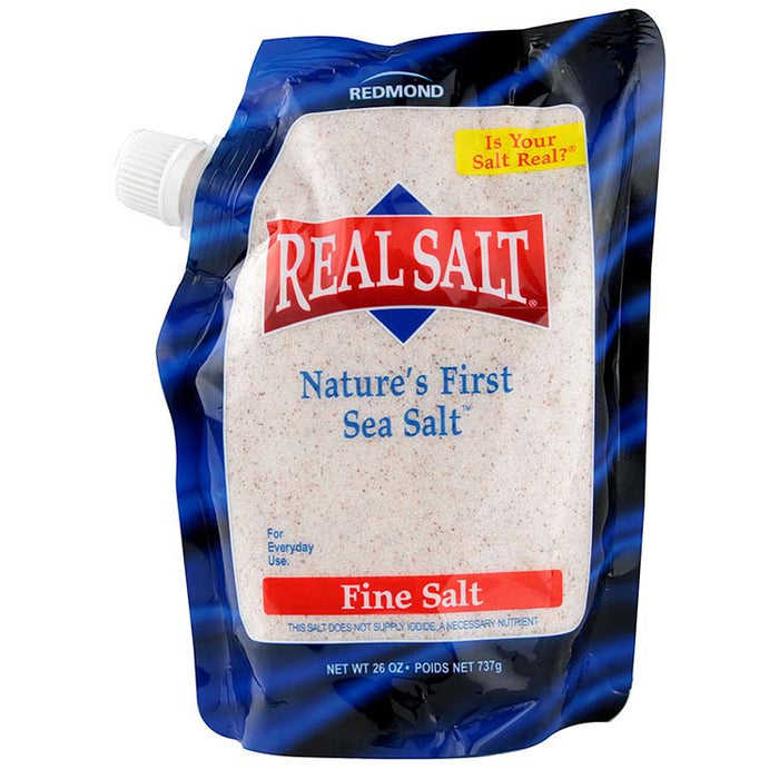 Real Salt, 26oz