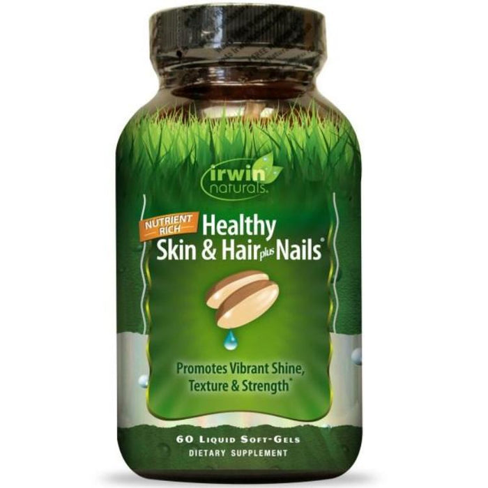 Healthy Skin & Hair plus Nails, 60 Soft-gels