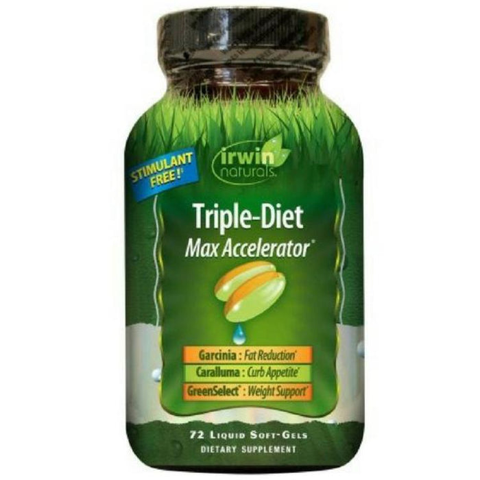 Triple-Diet Max Accelerator, 72 ct.