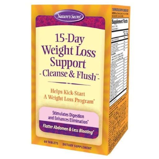 15-Day Weight Loss Support Cleanse & Flush®