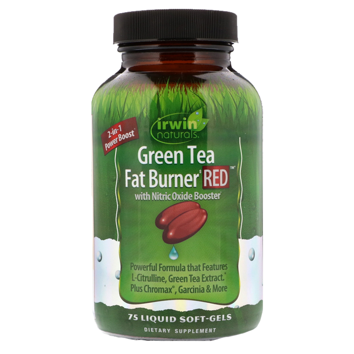 Green Tea Fat Burner Red,75 caps