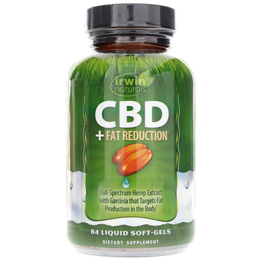 CBD+ Fat Reduction, 60 ct