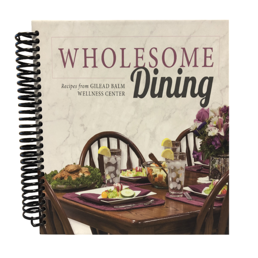 Wholesome Dining Cookbook