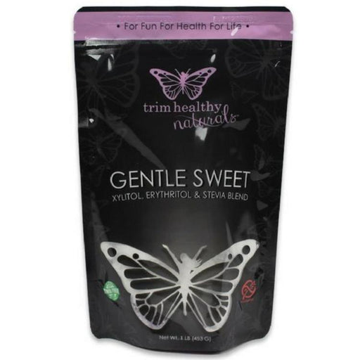 Gentle Sweet™ - Xylitol, Erythritol & Stevia Ground Blend, 16 oz.