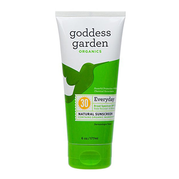 Natural sunscreen- Everyday, 6oz (Spf 30)