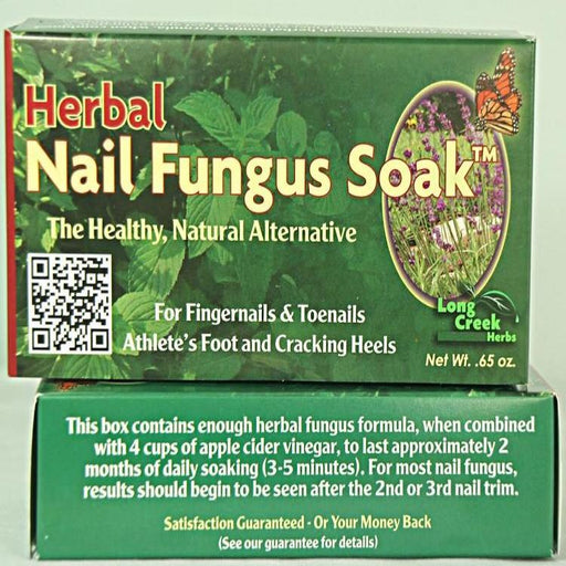 Herbal Nail Fungus Soak, 2-month supply