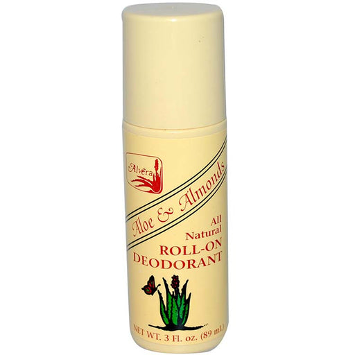 Aloe & Almond Deodorant, 3oz
