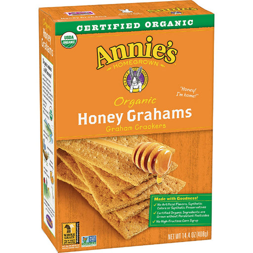Honey Graham Crackers, 14.4 oz