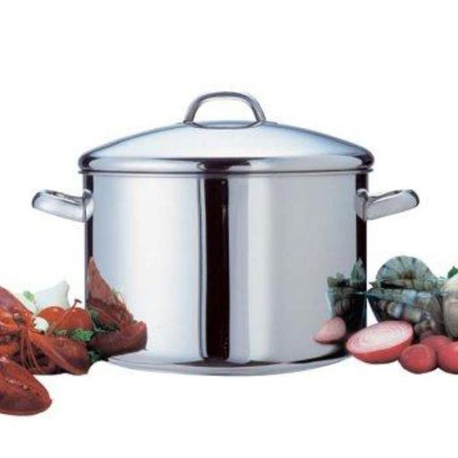 Heavy Quality Stainless Steel Stockpot, 12 Quart