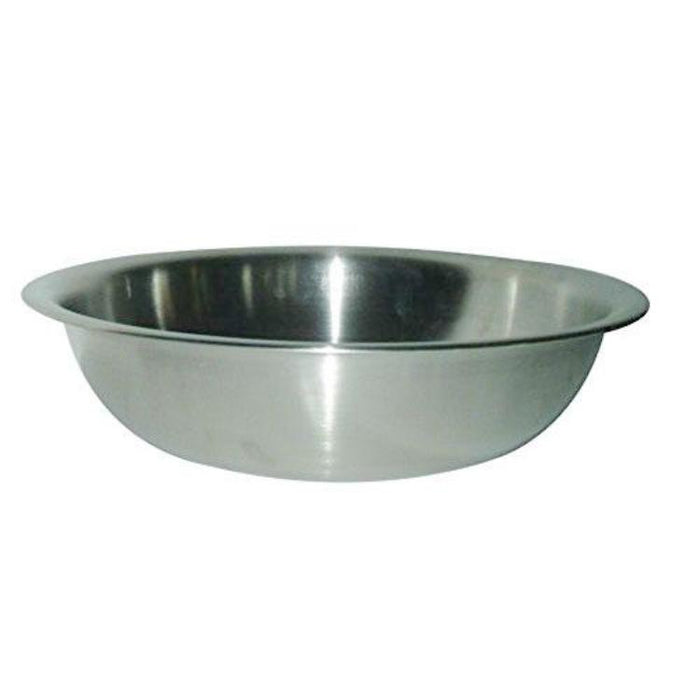 Stainless Steel Wash Basin, 4 quart