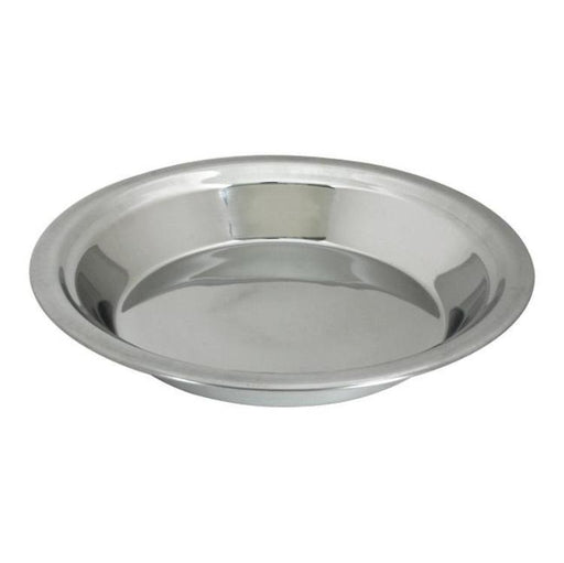 Stainless Steel Pie Pan, 9 inch