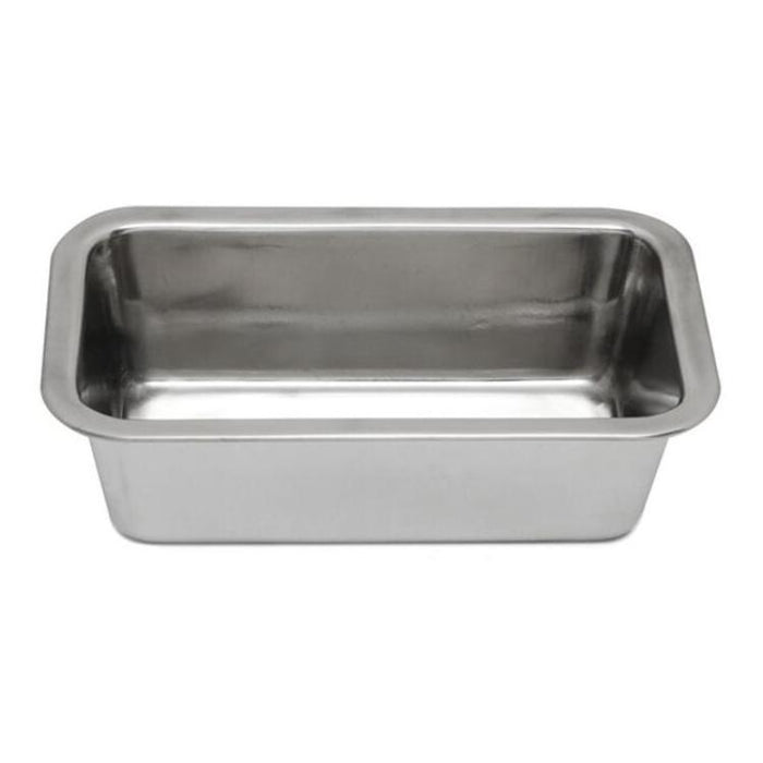 Stainless Steel Large Loaf Pan