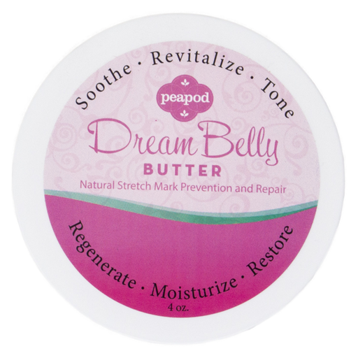 Dream Belly Butter for Stretch Marks, 4 oz.