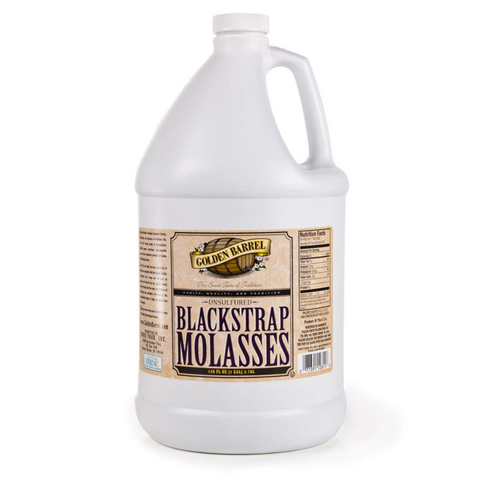 Unsulfured Blackstrap Molasses