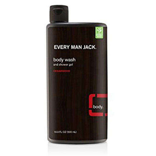 Mens Cedarwood Body Wash, 16.9 oz