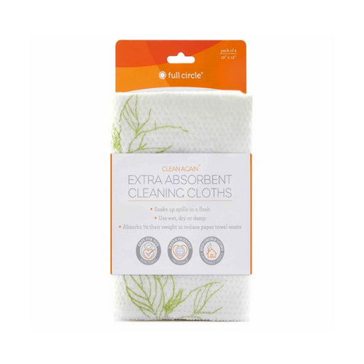 Reusable Cleaning Cloths, 2 ct