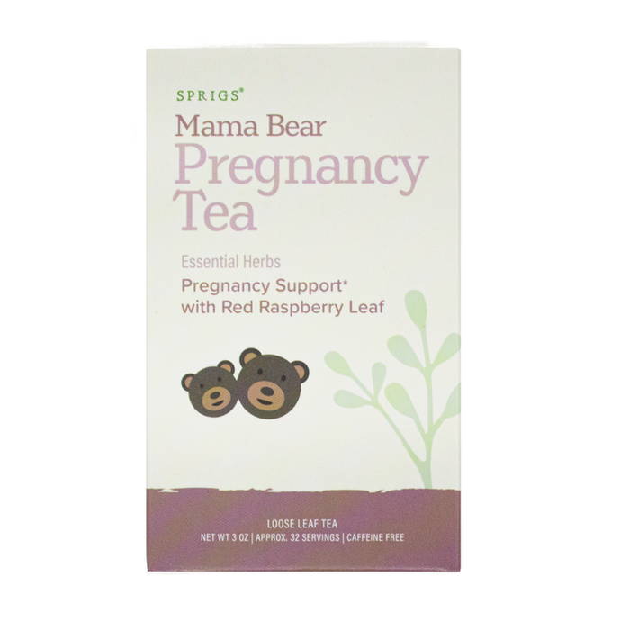 Mama Bear Pregnancy Tea, 3 oz.