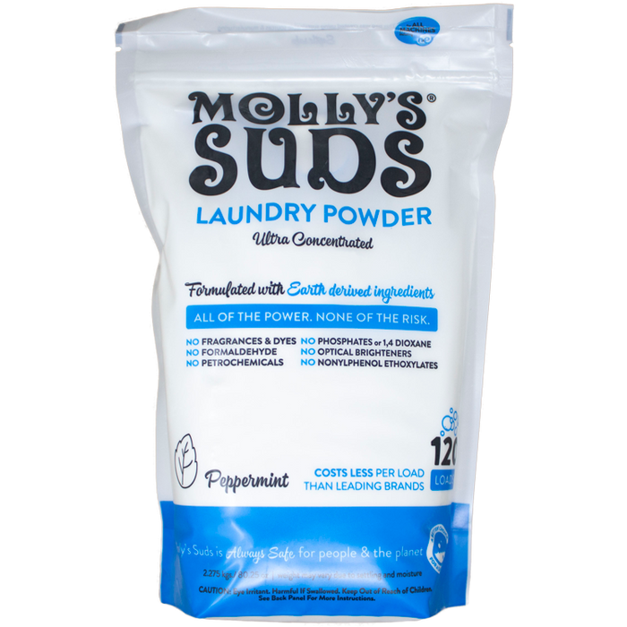 Molly's Suds Laundry Powder, 120 Loads