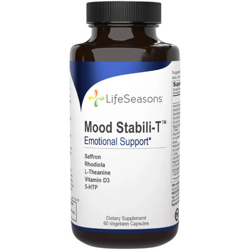 Mood Stabili-T, Emotional Support, 60 caps