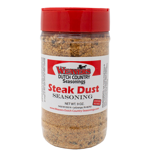 Steak Dust Seasoning, 9 oz