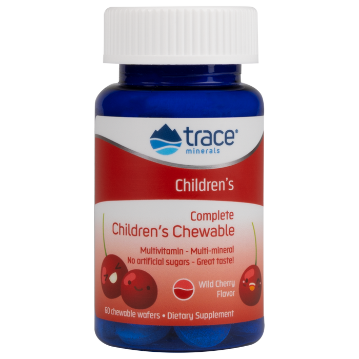Complete Children's Chewable, 60 Wafers    Top Seller!