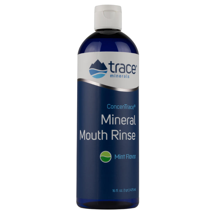 Concentrace® Mineral Mouth Rinse - Mint, 16 oz.