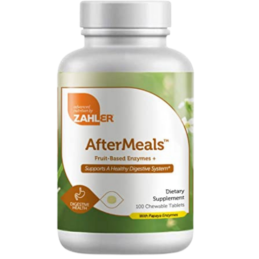 AfterMeals (100) Chewable