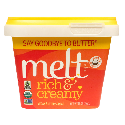 Rich & Creamy MELT® Organic Butter Spread