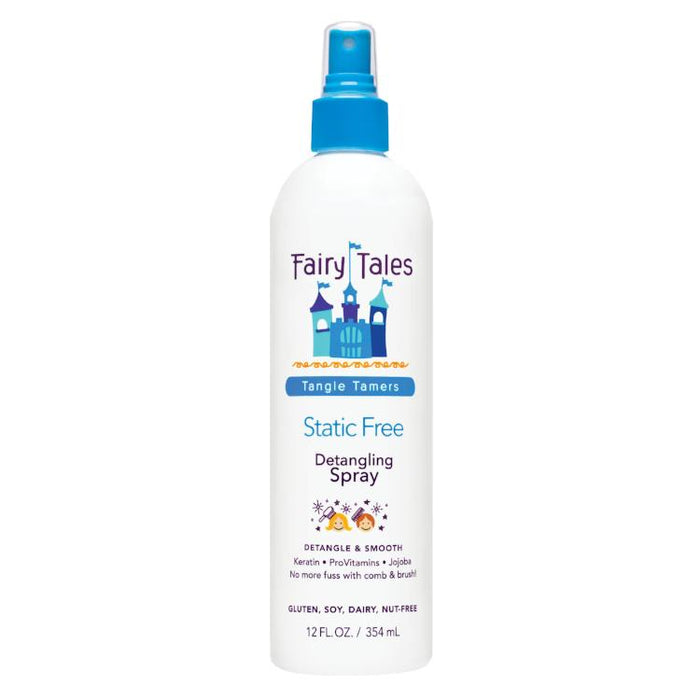 Static Free Detangling Spray, 12 oz.
