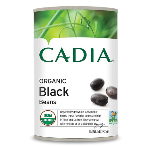 Canned Black Beans, 15 oz