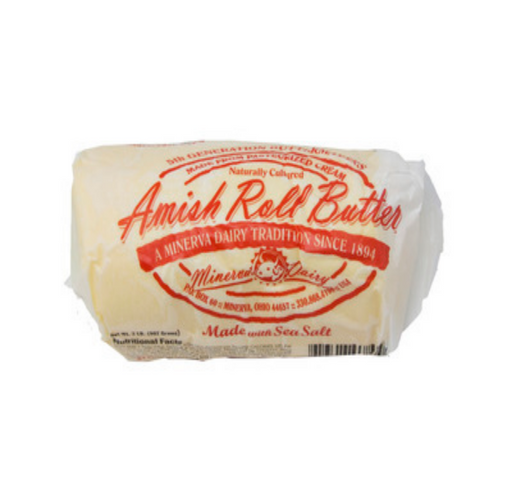 Salted Roll Butter, 2 lb