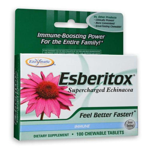 Esberitox® Supercharged Echinacea, 100 Chewable Tablets