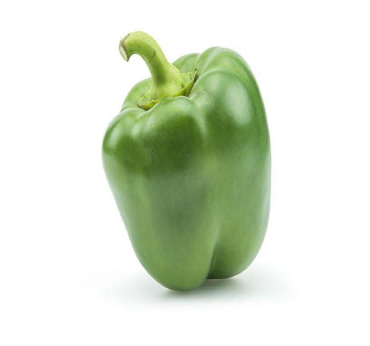 Non-Organic Green Peppers, 1 ct