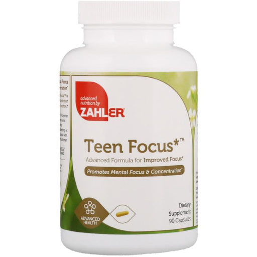 Teen Focus, 90 caps
