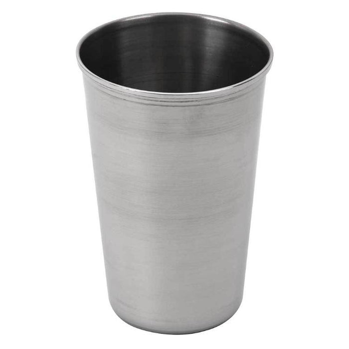 Stainless Steel Drinking Tumbler, 14 oz