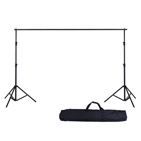 Grey Muslin Backdrop Screen