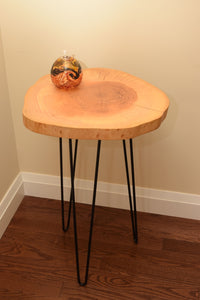 Ash Cookie Sofa Table