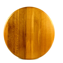 Wine Barrel Top Lazy Susan