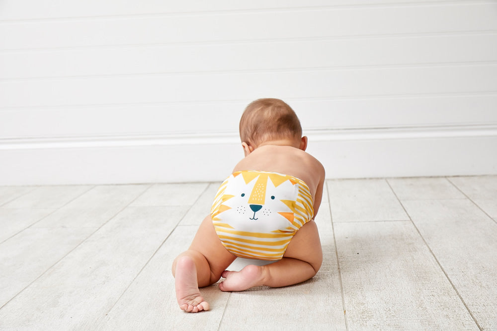 Kit & Kin launches world's first reusable cloth nappy made with recovered fishing nets
