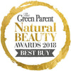 Green Parent natural beauty awards best buy baby & child