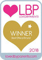 Loved by Parents Gold Best Ethical Brand