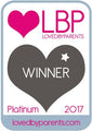 Loved by Parents Platinum Best Nappy Design