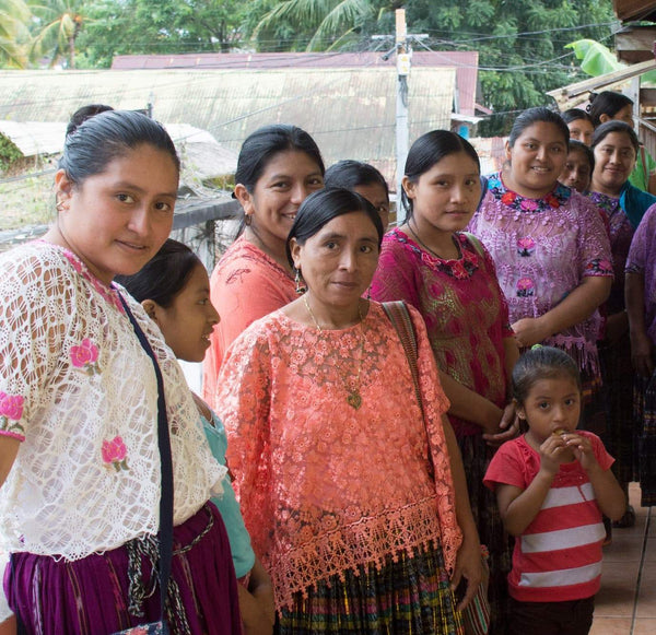 Empowering women and children in Guatemala